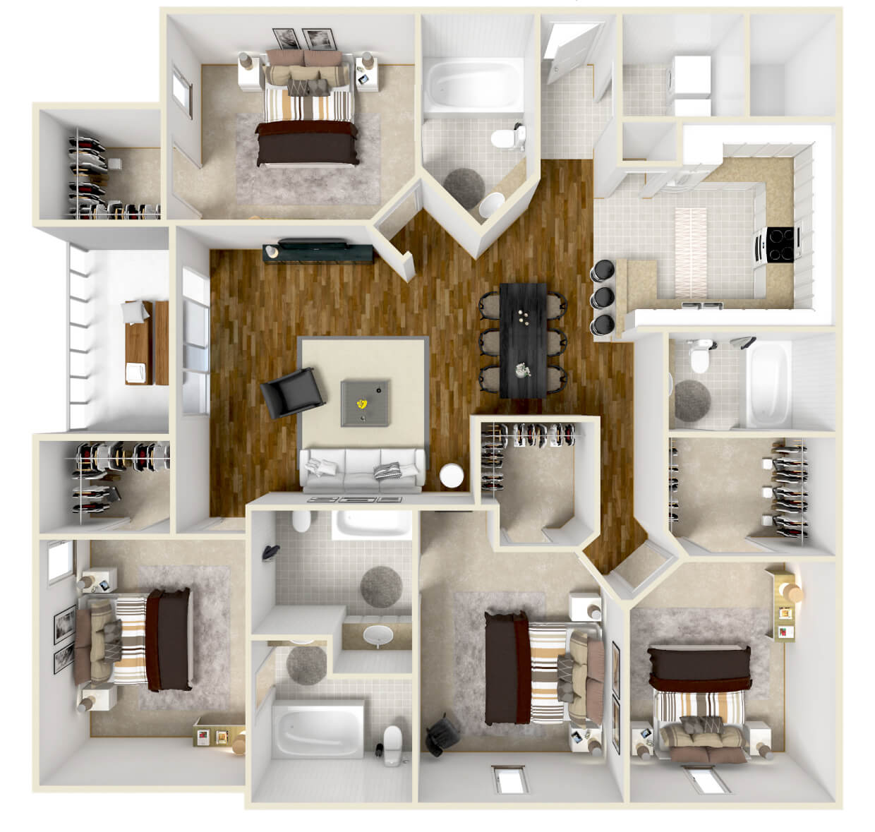 Apartments In Tallahassee, FL